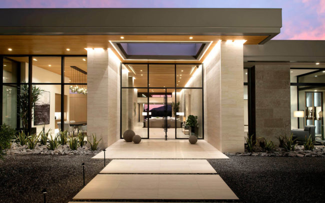 Paradise Valley – Modern